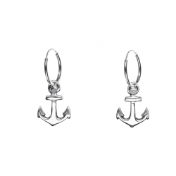 ANCHOR-PENDANT-EARRINGS