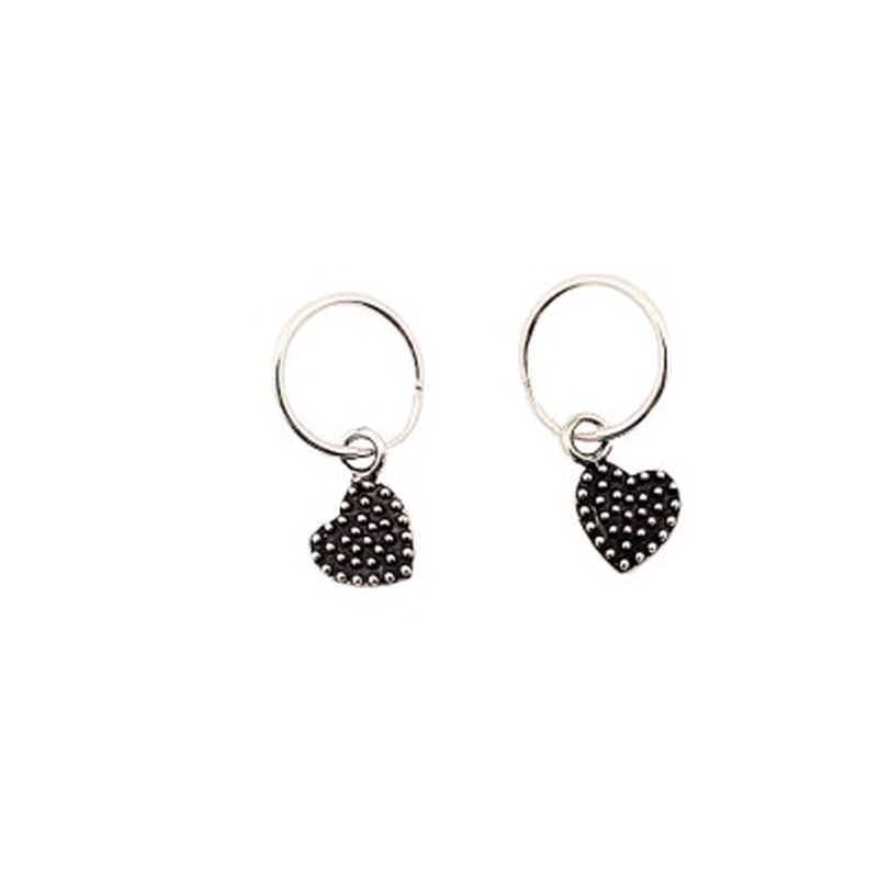 DOTTED-HEART-PENDANT-EARRINGS