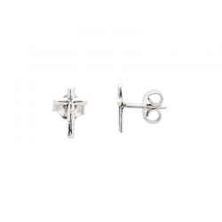 CROSS-EARRINGS