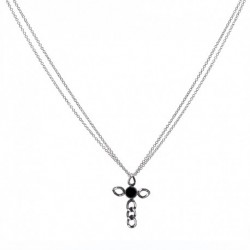 SMALL-ONICE-CHAIN-CROSS-NECKLACE