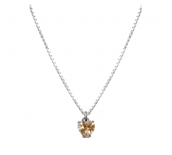 SINGLE-ROSE-GOLD-HEART-NECKLACE
