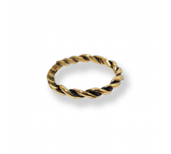 YELLOW-GOLD-BIG-MESH-RING-1