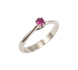WHITE-GOLD-RUBY-SOLITAIRE-RING-1