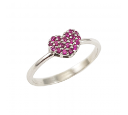 WHITE-GOLD-RUBIES-PAVE'-HEART-RING-1
