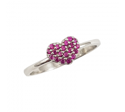 WHITE-GOLD-RUBIES-PAVE'-HEART-RING-2
