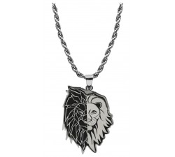 LION-WILD-NECKLACE